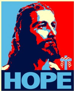 True Hope and Change in Jesus
